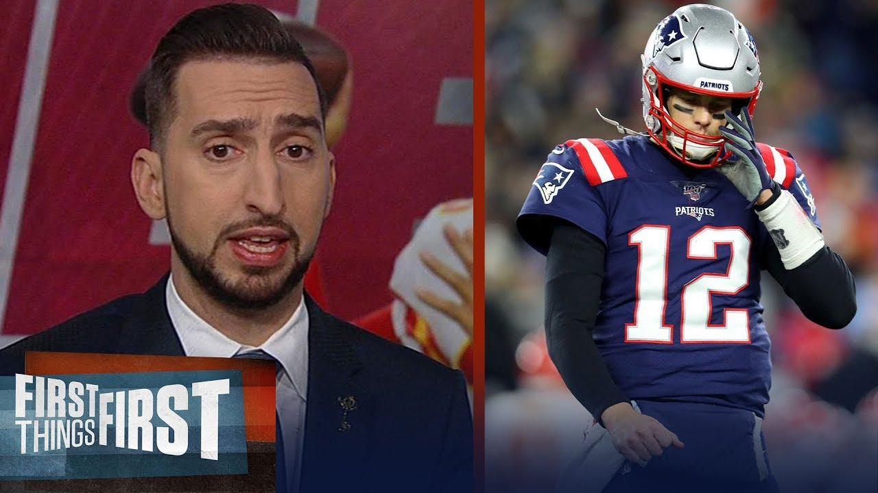 Patriots offense is in real trouble after performance in loss vs Chiefs   NFL   FIRST THINGS FIRST