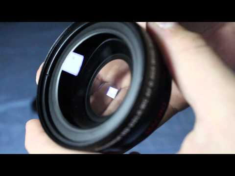 How To: Make A Wide Angle Lens A Fisheye *EASIEST WAY*