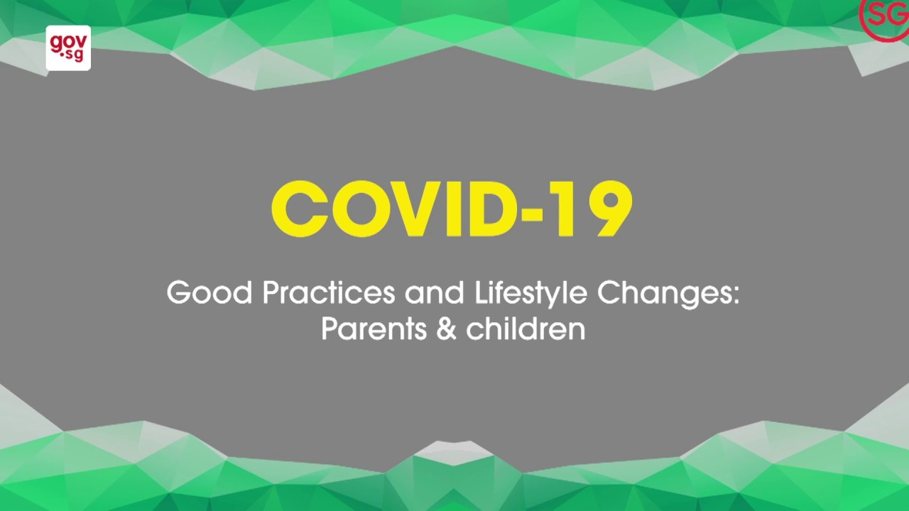 Covid 19 Children And Parents Youtube