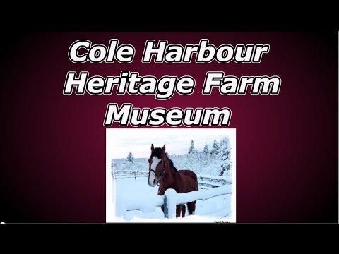 Cole Harbour Heritage Farm Museum Virtual Tour 3D  slideshow