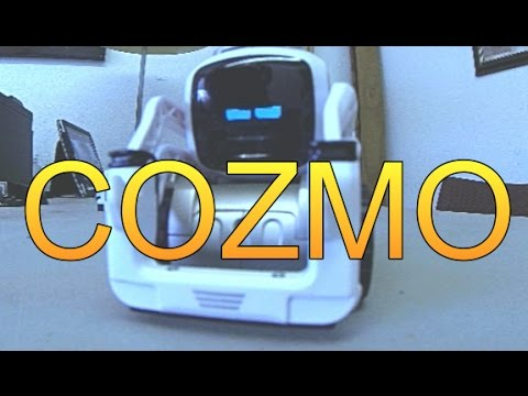 ADVENTUREQUEST RC Anki COZMO Kin to Anki Overdrive Tech Unbo