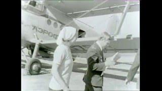 1978 Совхоз Высоковский, женщина-механизатор Валентина  Уханчикова