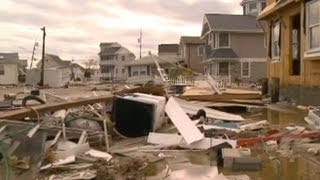 Sandy Aftermath: NYC Hospital Evacuated, Rockaways in Rubble