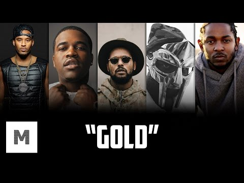 Rappers' Use of the Word: Gold