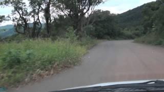 Descendo a Serra do Faxinal em SC do início Full Hd 03 de 04
