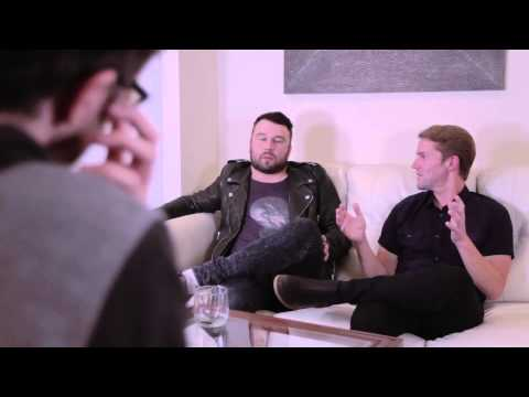 Chris Conley (Saves The Day) and Max Bemis (Say Anything) Interview