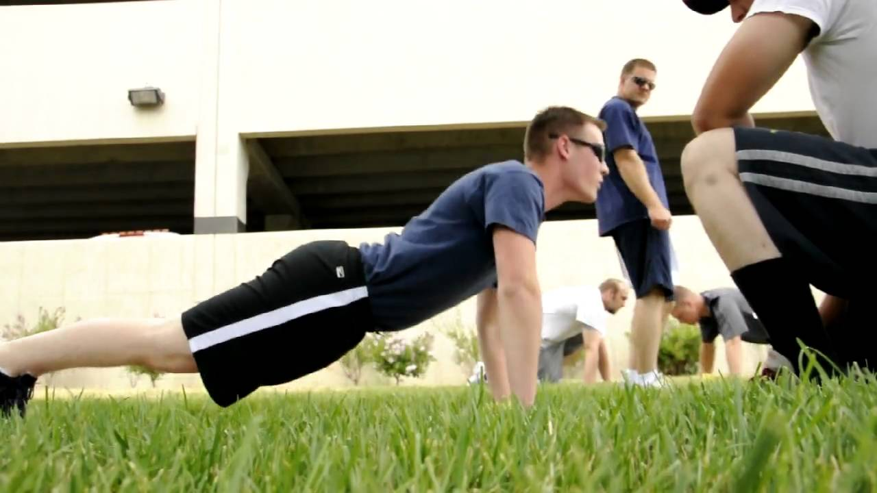 Police Department Applicant Physical Fitness Test - Rapid ...