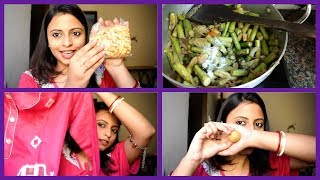 What I got from Kolkata | Sharing a New Bengali Recipe | Glam With Me