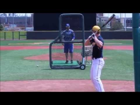 Jason Peter Baseball Skills Video