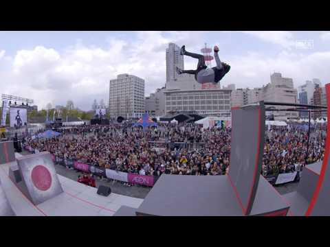 Best of FIG Parkour World Cup | FISE World Series Hiroshima 2018