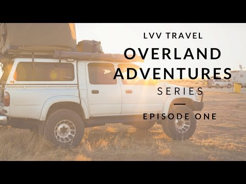 Overland Adventures // Episode 1 // Perth to Exmouth