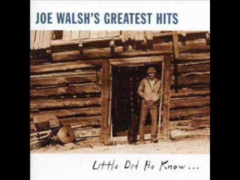 Клип Joe Walsh - A Life Of Illusion