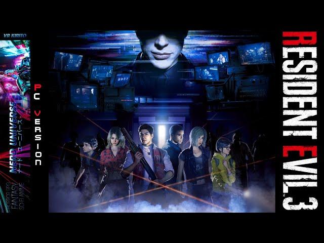 ☣ Resident Evil 3 ☣ Gameplay & Story #1 Die ersten 2 Stunden in Resident Evil 3 [PC] ☣ Livestream