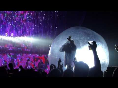 "Flaming Lips, ""Space Oddity"", 3/8/15, College St Music Hall, New Haven, CT"