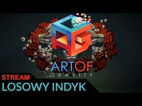 Losowy Indyk - Art of Gravity #1 - Voxelowa radość z widzami