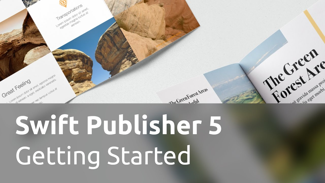 Swift publisher 5 tutorials getting started youtube swift publisher 5 tutorials getting started belight software reheart Gallery
