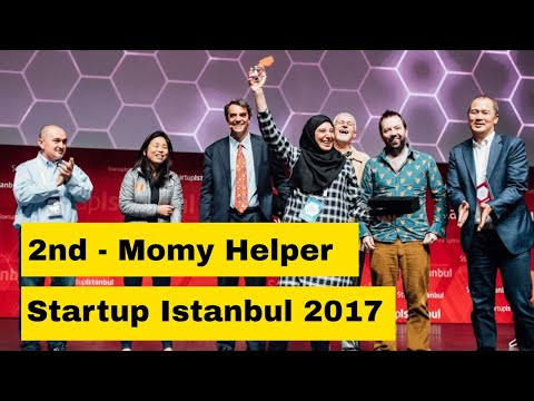 Momy Helper - Startup Istanbul Finalists