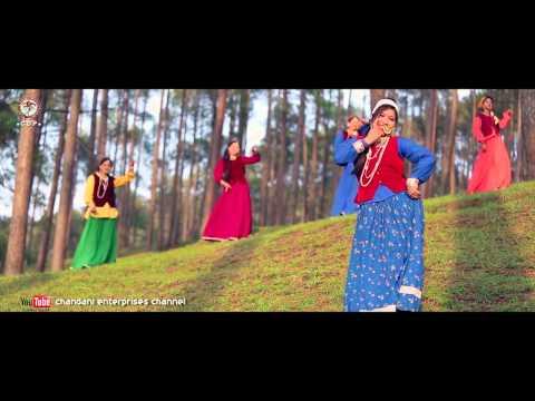 Latest kumaoni song Lali ho Lali Hosiya Singer- Govind Digari n Khushi Joshi