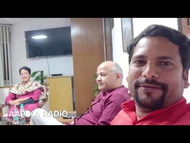 Social Activism via Electoral Politics: AAP MLA Sanjeev Jha (AKR Ep 39)