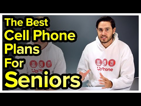 Best Cell Phone Plans For Seniors