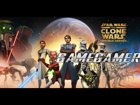 StarWars: The Clone Wars – Republic Heroes E6 |