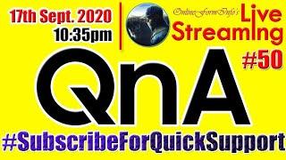 वार्तालाप #50   QnA Session