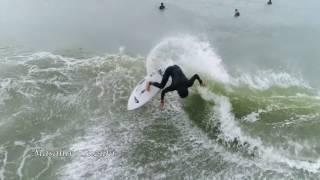 2017.06.22 1日だけ波が上がり、久しぶりのグッドウェーブ Masahiro & Y...