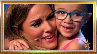 Con solo 7 años, ¡tiene un TALENTO INNATO para la DANZA! | Audiciones 7 | Got Talent España 2019