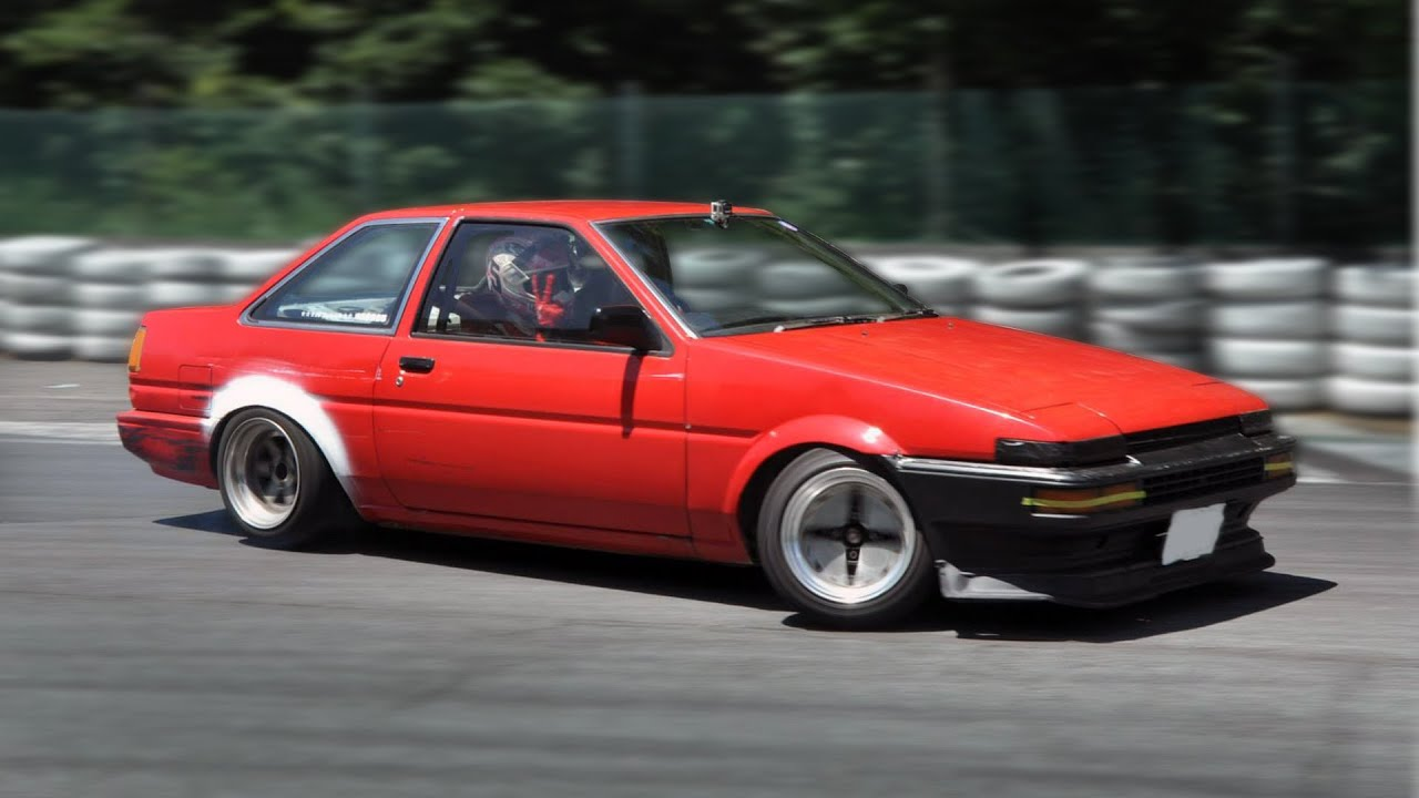 Toyota AE86 Trueno | The Honda-Swapped 80's Icon - YouTube