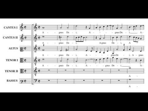 Palestrina: Missa Assumpta est Maria - Agnus Dei