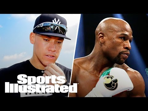 Mayweather Bet On Himself To Win, Yankees' Aaron Judge Is In A Slump? | SI NOW | Sports Illustrated