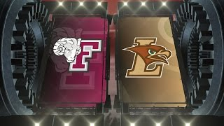 Patriot League Prime Plays: Fordham's Chase Edmonds Puts On Another Show | CampusInsiders
