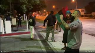 BLM Thugs Block Hospital Where 2 Shot Compton Cops Fight For Their Lives