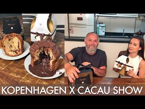 Chocotones caros Kopenhagen e Cacau Show - Segredinhos #Provando