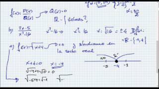 Funciones 1º Bachiller CCSS