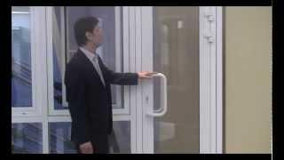 Теплые двери ALUMARK S70(http://alumark.tbm.ru Компания ТБМ предлагает серию S70 строительной алюминиевой системы профилей «АЛЮМАРК». Из сери..., 2013-05-14T06:49:35.000Z)