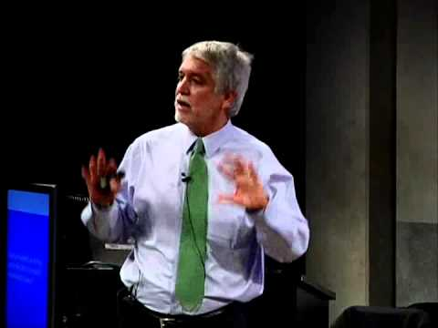 "Enrique Peñalosa - ""Planning Cities for People: An International Perspective"""
