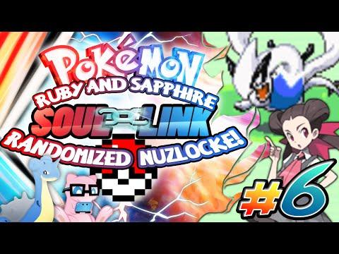"Pokemon Ruby & Sapphire Soul Link Randomized Nuzlocke W/ Original151 EP 06 - ""THE FIRST GYM!"""