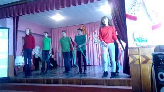 Танець від школярів села Бихів