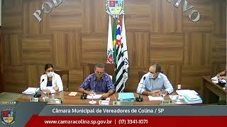 Câmara Municipal de Colina - 14ª Sessão Ordinária 21/09/2020