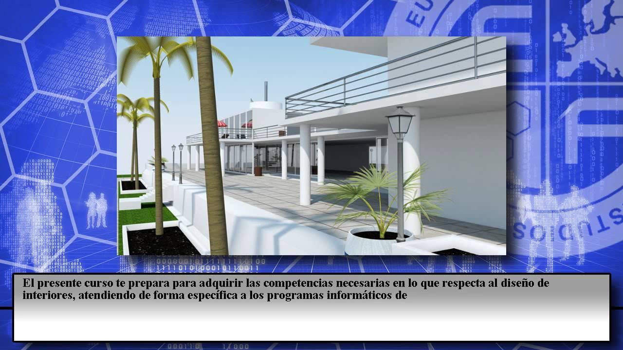 Argd40 Tecnico Auxiliar En Diseno De Interiores Online