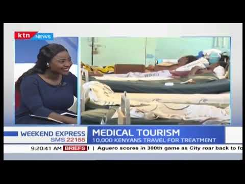 Medical tourism PART TWO   WEEKEND EXPRESS