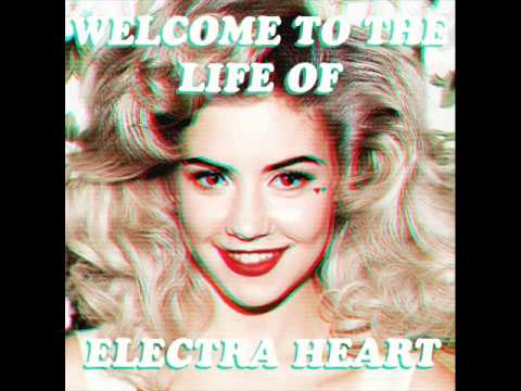Marina and The Diamonds - Welcome To The Life Of Electra Heart (Reloaded Megamix)