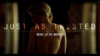 bedelia du maurier | just as twisted [hannibal]