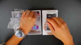 BLU Life Pure Mini Unboxing - English Version