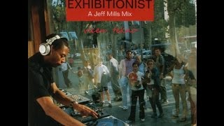 Jeff Mills – Exhibitionist A Jeff Mills Mix (vicen tekno)