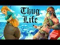 Zelda Breath Of The Wild Thug Life Compilation & Funny Moments, Selfies, Trolling Montage (BOTW)
