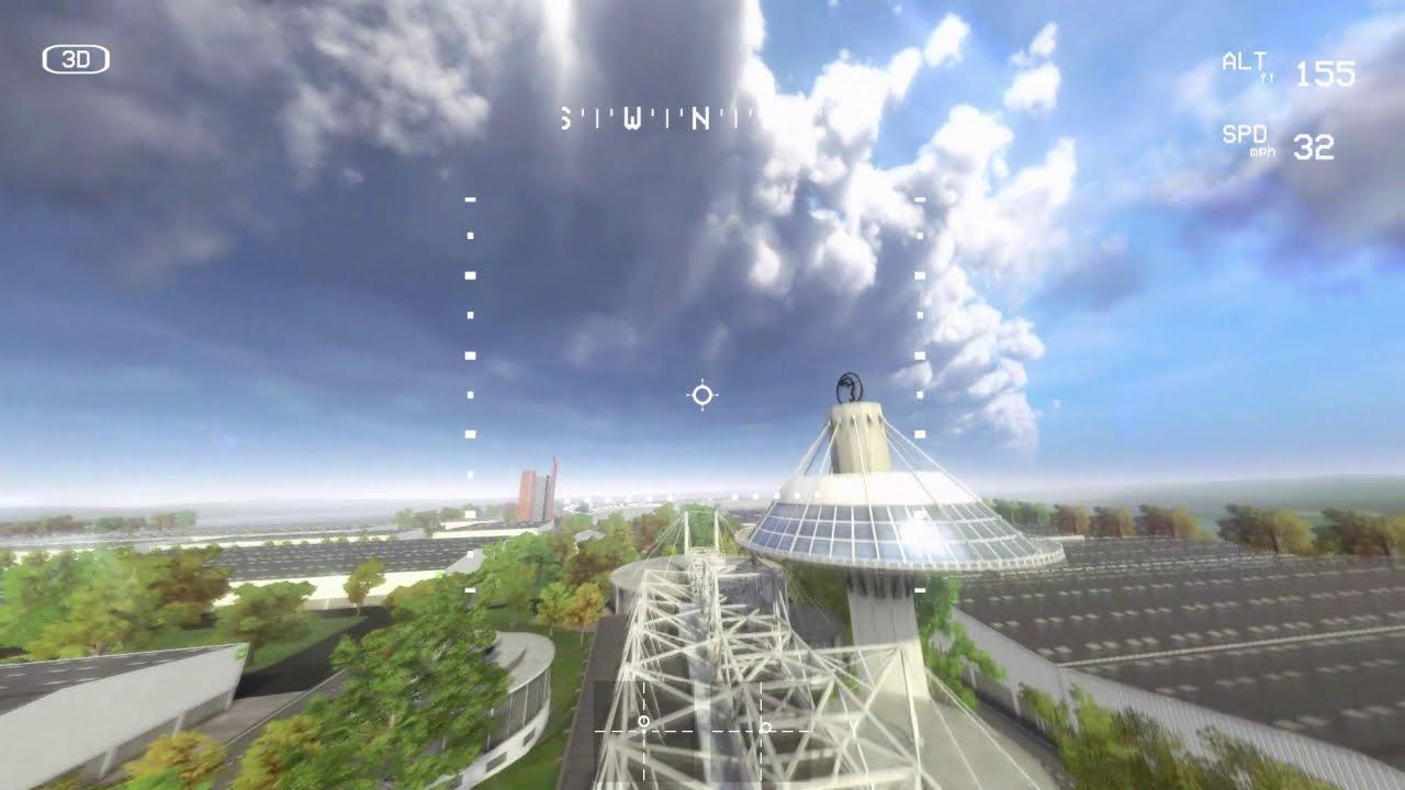 Liftoff 3D FPV. Lockdown time in the Sim. фото