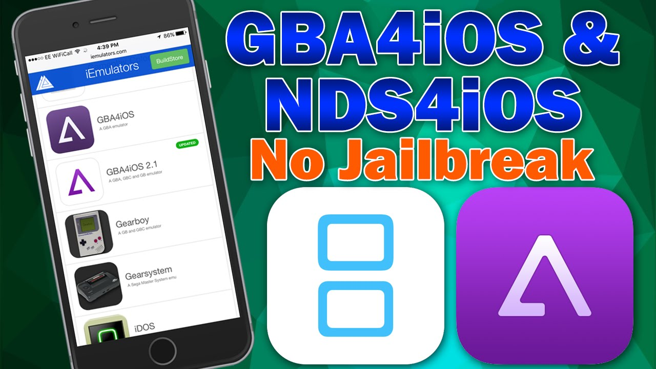 nds4ios ipad