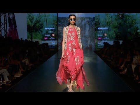 Nikasha | Fall/Winter 2018/19 | Amazon India Fashion Week